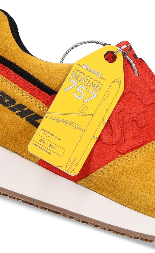 Raffle um den DHL 1 Sneaker von mybudapester | Sneakerjagers