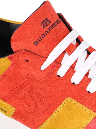 Der DHL Sneaker von Budapester