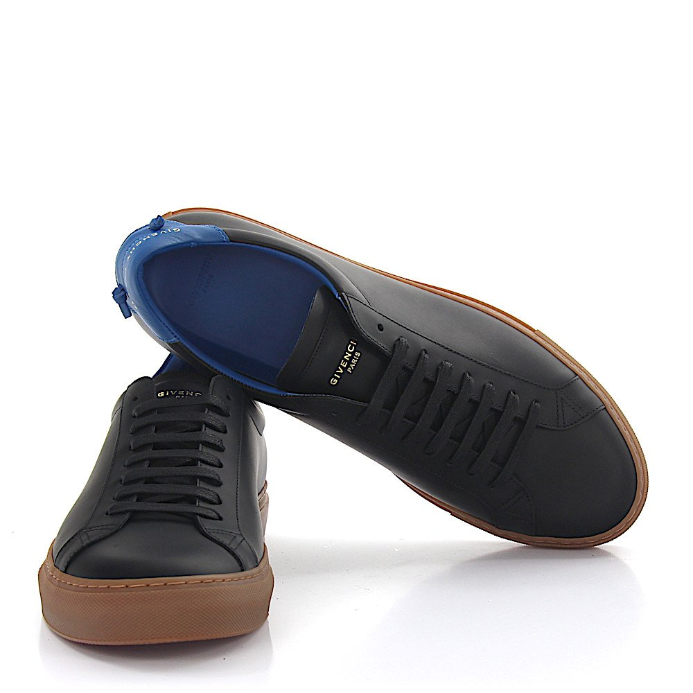 Givenchy Sneakers SNEAKERS LOW LEATHER BLACK