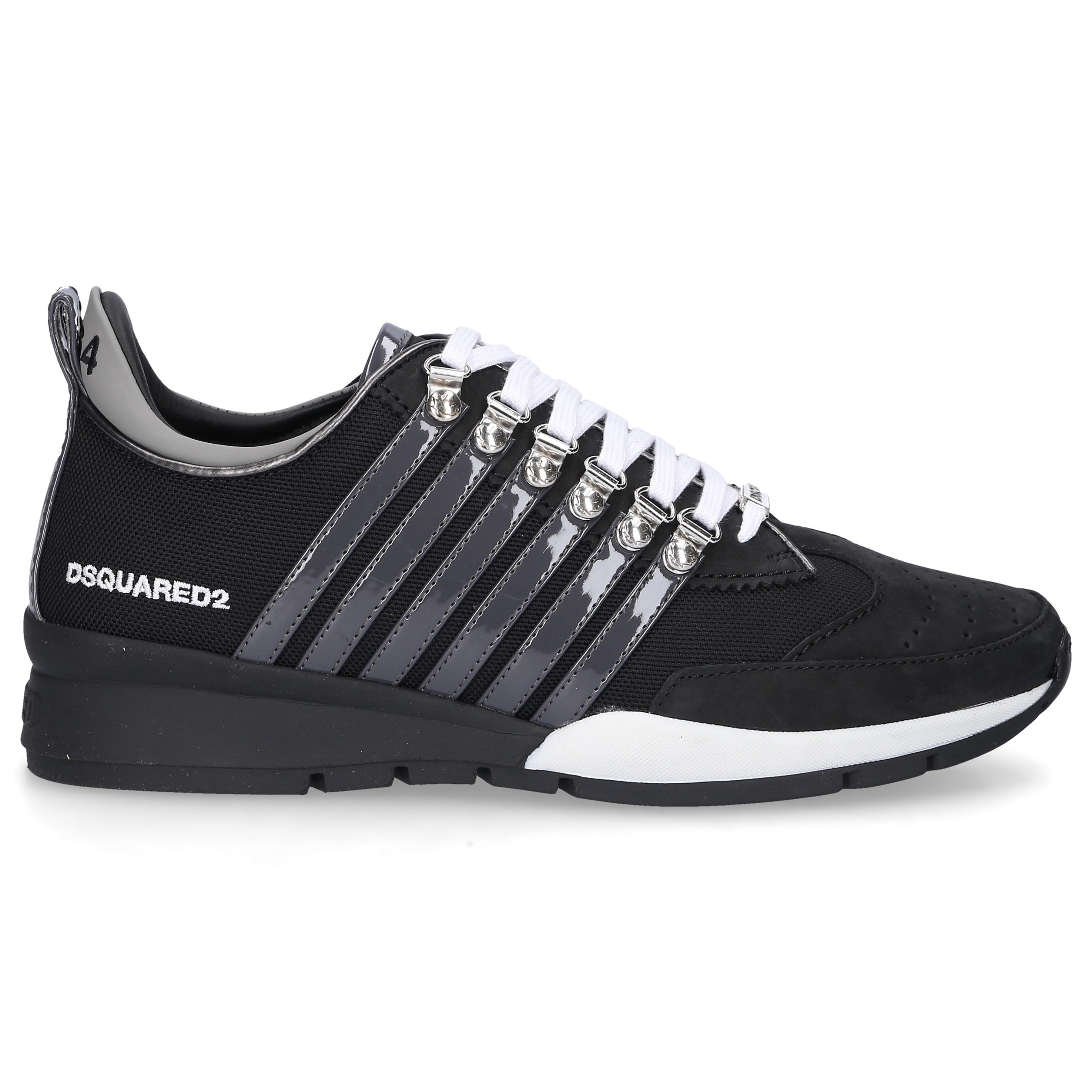 Dsquared2 SNEAKERS BLACK 251
