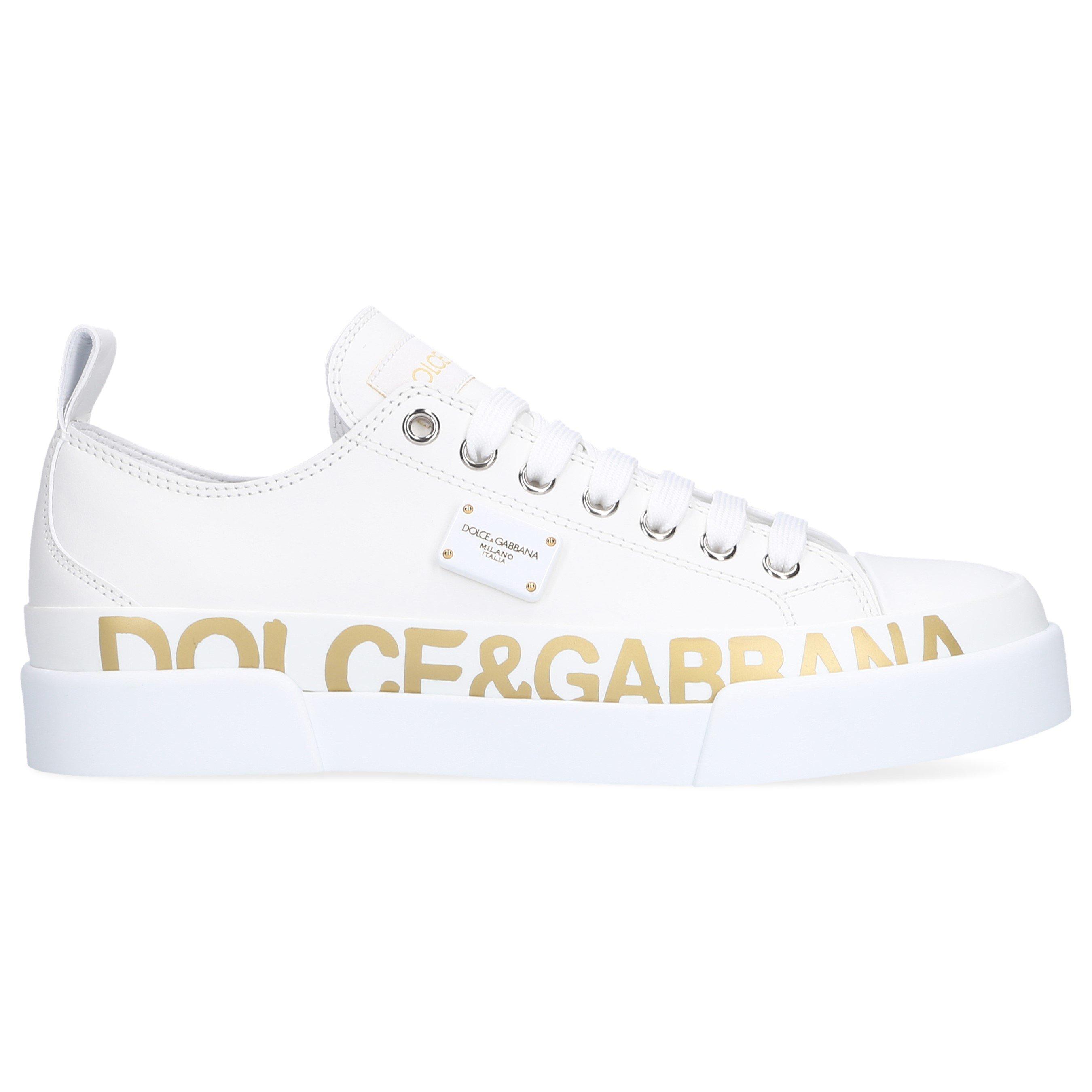 Dolce & Gabbana WOMEN LOW-TOP SNEAKERS CK1886