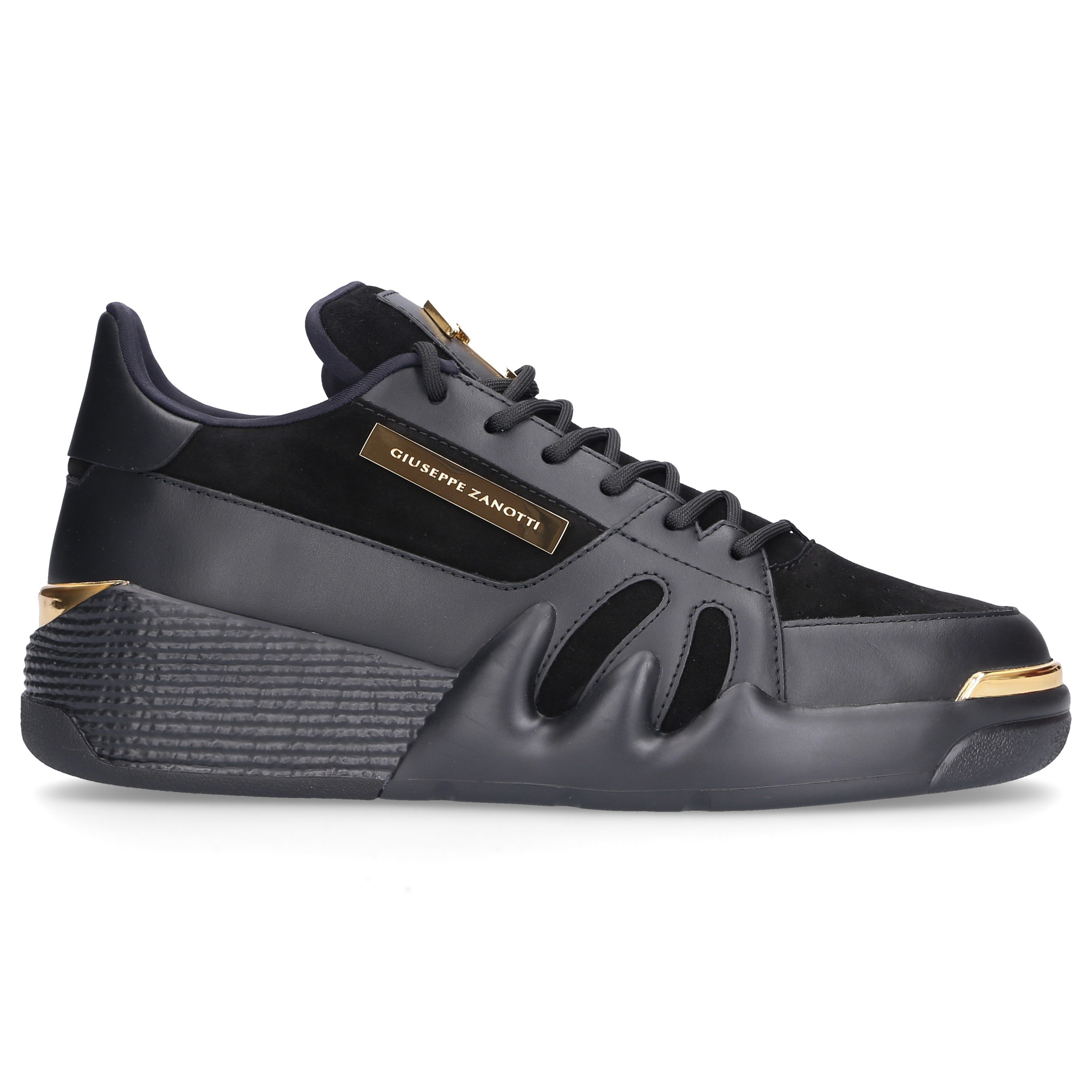 Giuseppe Zanotti Sneakers MEN SNEAKERS BLACK TALON