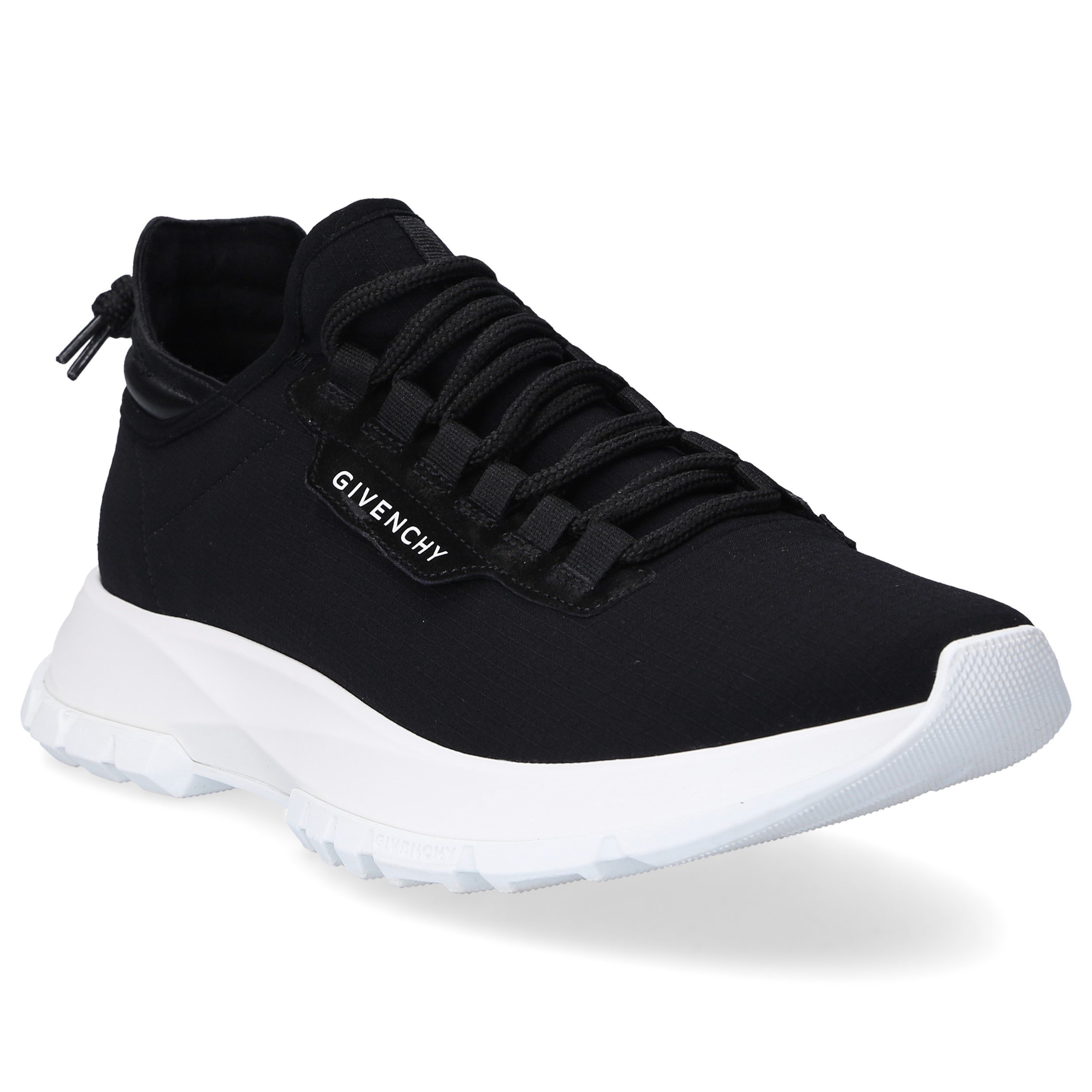 GIVENCHY Low tops LOW-TOP SNEAKERS SPECTRE SNEAKER POLYESTER LOGO BLACK