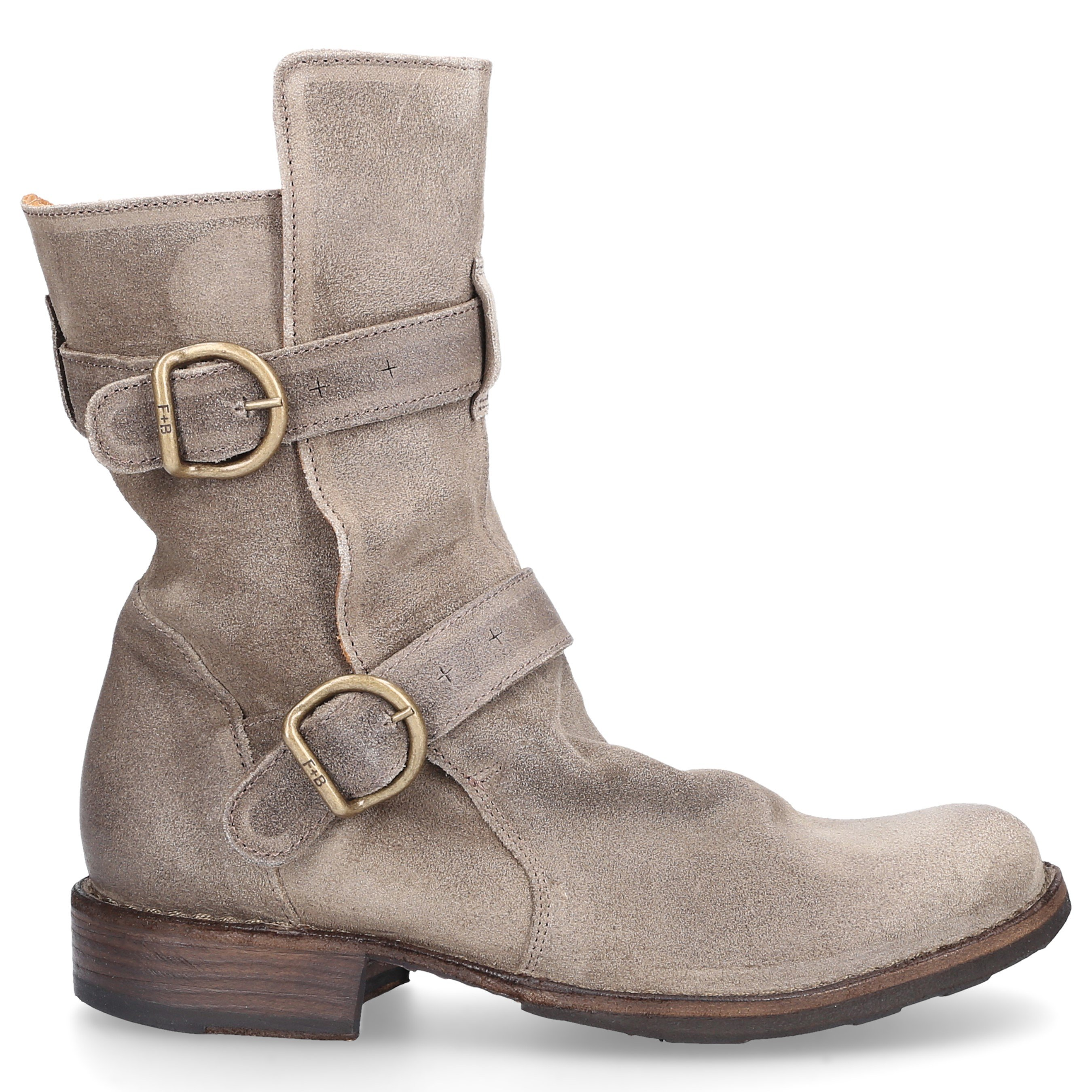Fiorentini + Baker ANKLE BOOTS BEIGE ETERNITY 713-GB
