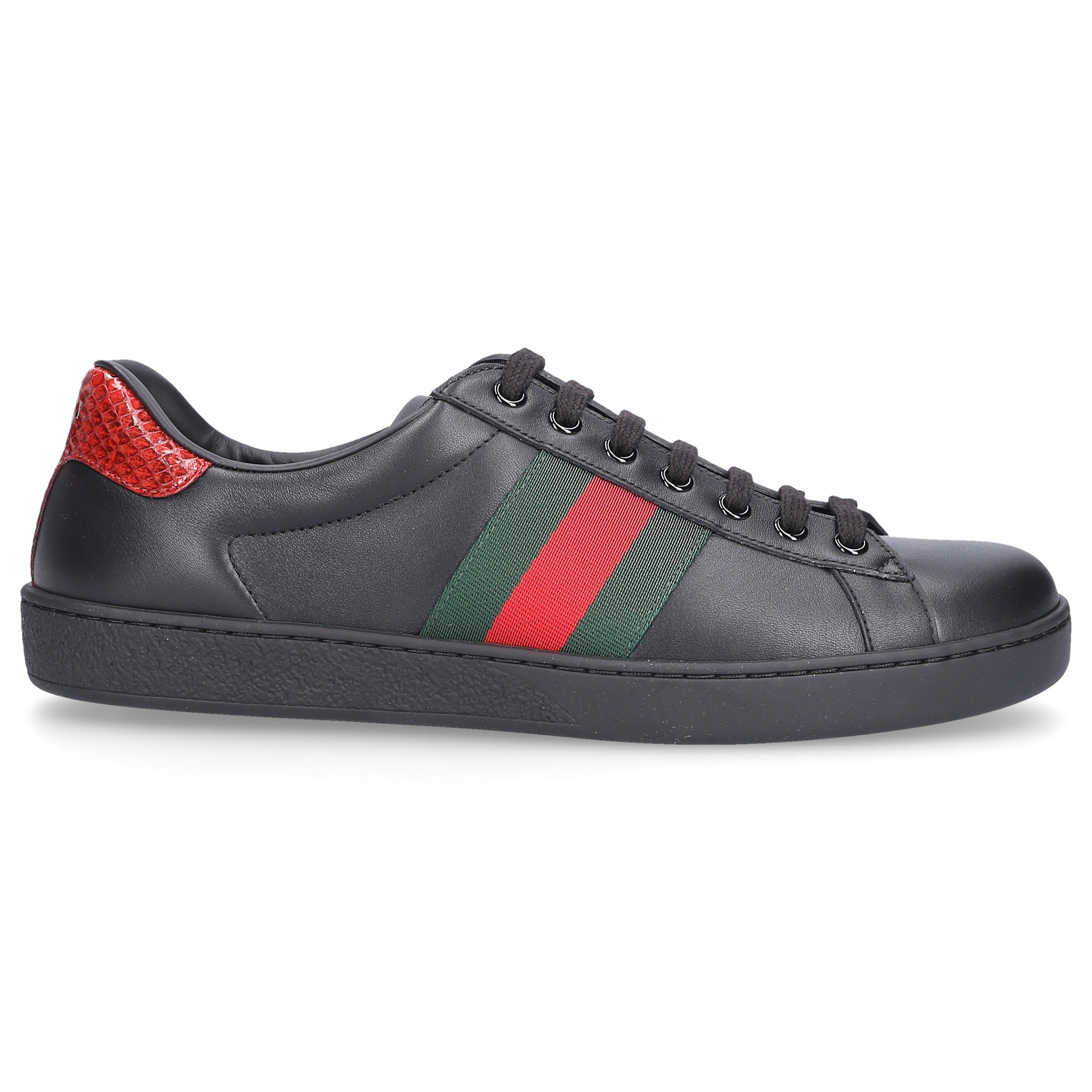 Gucci Sneakers Black Ace