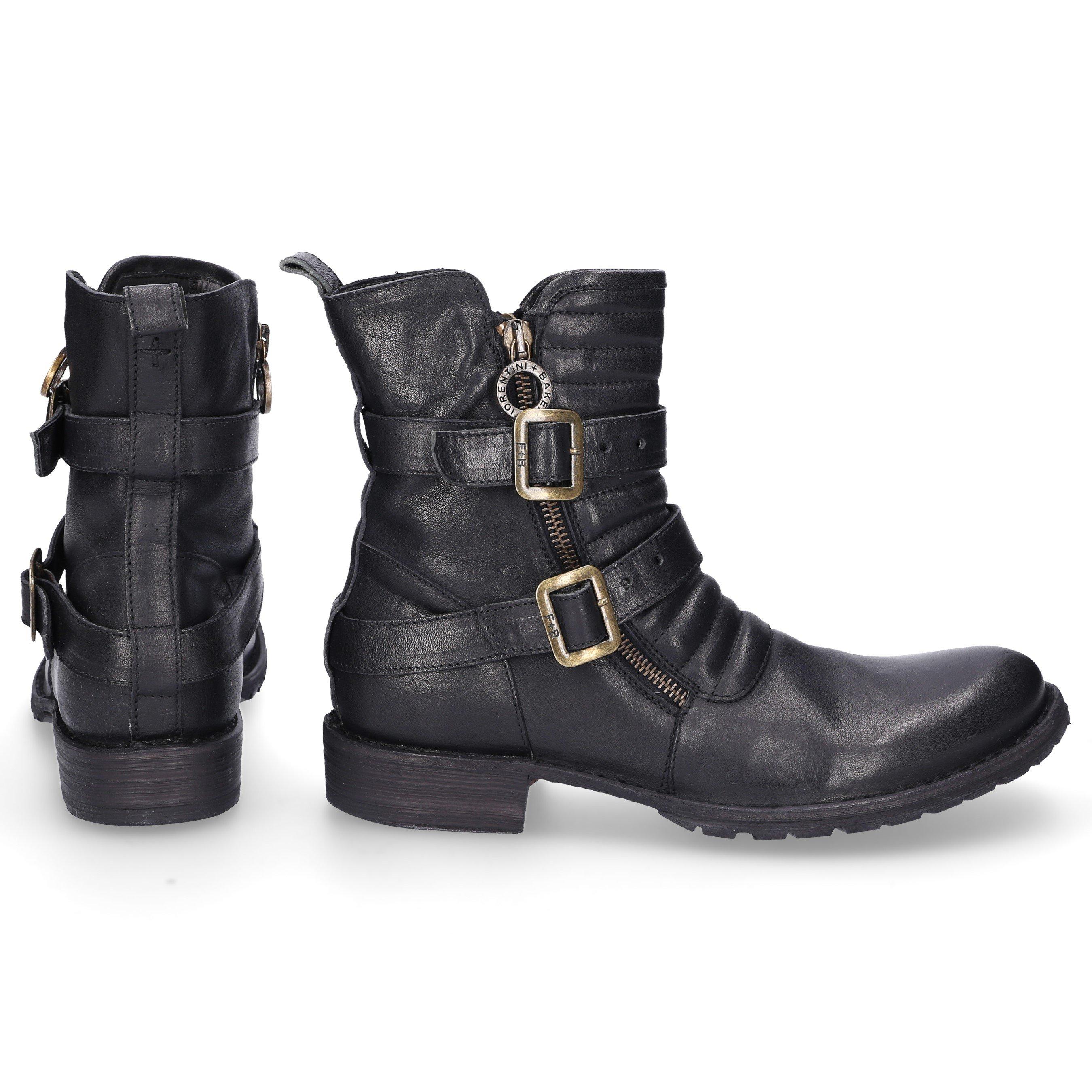 Fiorentini + Baker BOOTS BLACK EDUCA