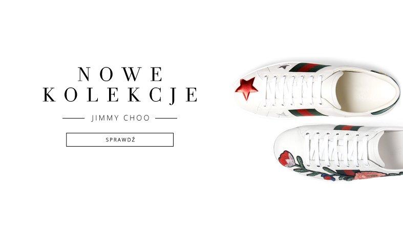 Nowa kolekcja BUTY Jimmy Choo
